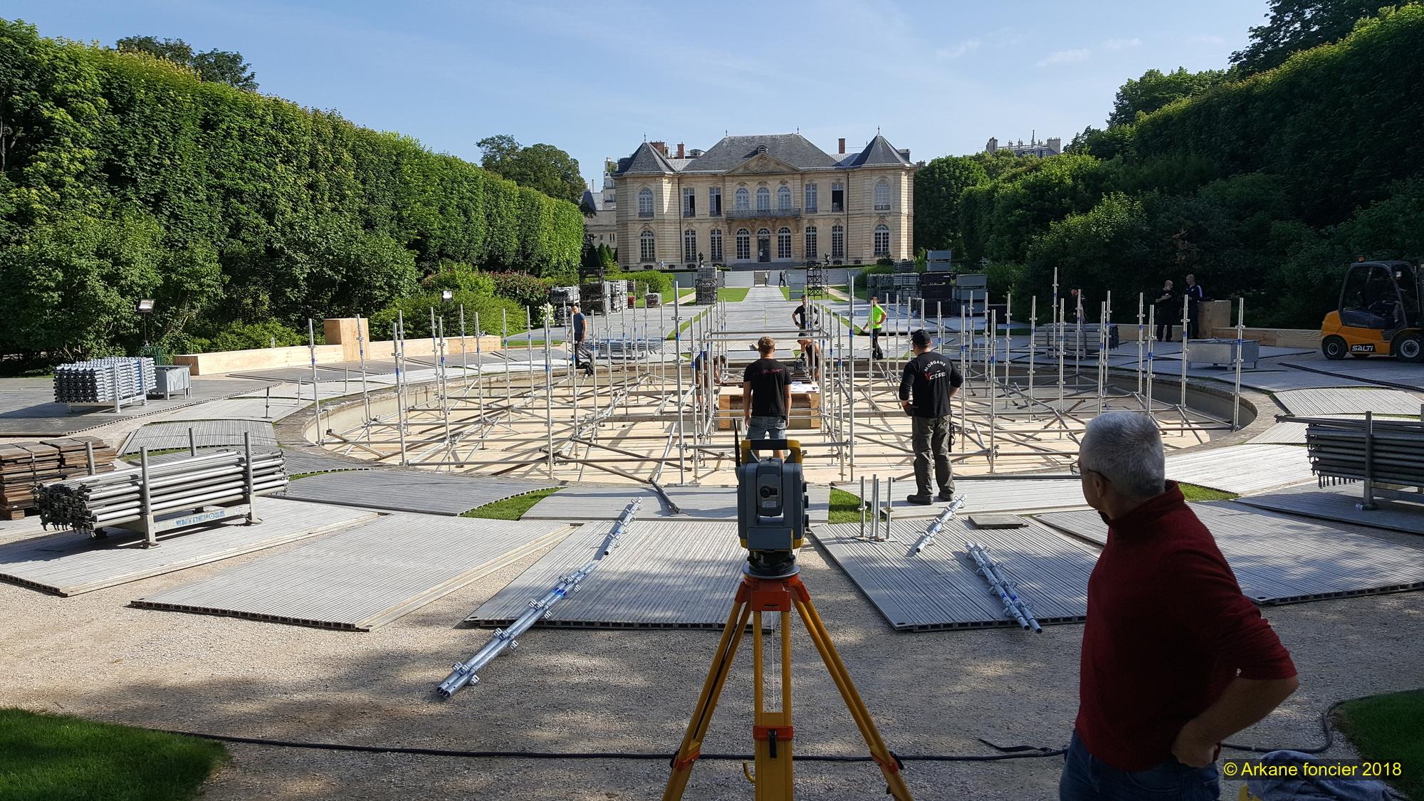 Musée Rodin, juin 2018 (photo C. Richard)